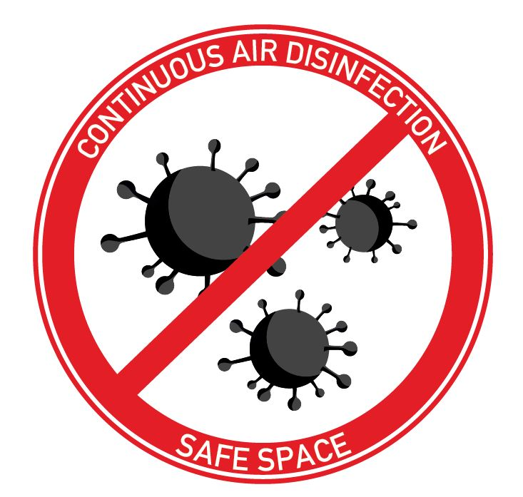 AIR CLEANER SAFE SPACE